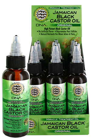 My DNA Jamaican Black Castor Oil - Original 2oz