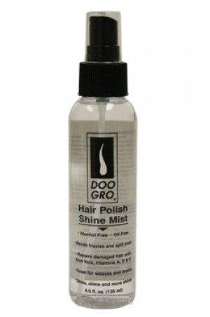 Doo Gro Hair Polish Shine Mist 4.5oz