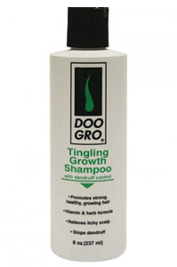 Doo Gro Tingling Growth Shampoo 8oz