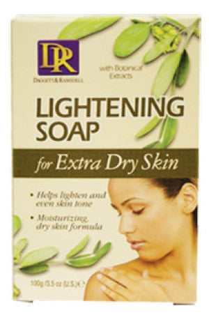 D&R Lightening Soap - Extra Dry Skin 100g