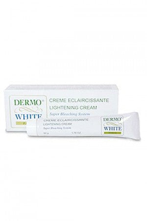Dermo White Creme Tube 1.7oz