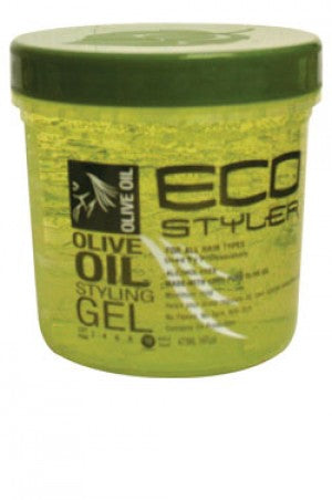Eco Gel  Olive Oil Max Hold 16oz