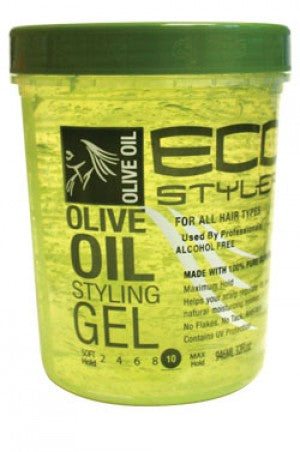 Eco Gel  Olive Oil Max Hold 32oz