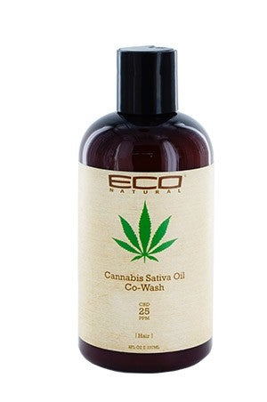 Eco Cannabis Sativa Oil Co-Wash 8oz