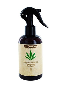 Eco Cannabis Sativa Oil Texturizing Salt Spray 8oz