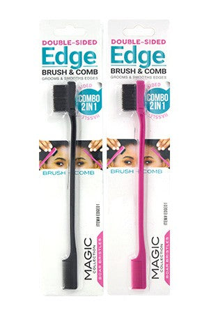 Magic Edges Brush 2-In-1