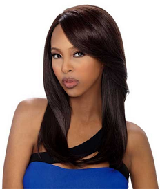 Lace Front Wig Elena, Synthetic Wig