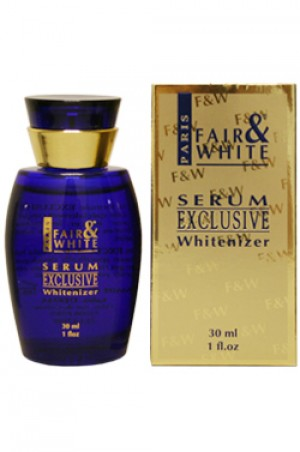 Fair & White Exclusive Serum 1oz