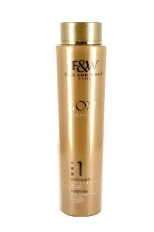 Fair & White Gold 1 AHA Brightening Lotion 350ml