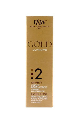 Fair & White Gold 2 Revitalizing Fade Cream 50ml
