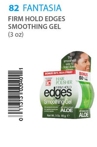 Fantasia IC Firm Hold Edges Smoothing Gel (3oz)