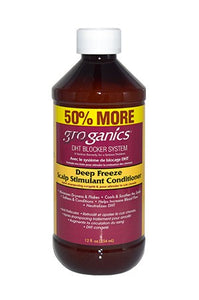 Groganics Deep Freeze Scalp Stimulant Conditioner 12oz