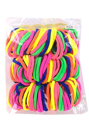 Seamless Elastic Ponytail Holder 10