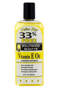 Hollywood Beauty Vitamin E Oil 8oz