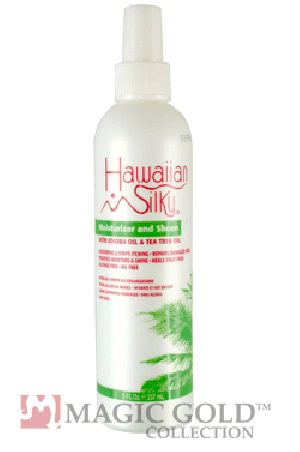 Hawaiian Silky Moisturizer & Sheen Spray 8oz