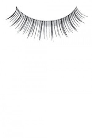 I-Lashes 100% Human Hair Eyelashes  #108 Black
