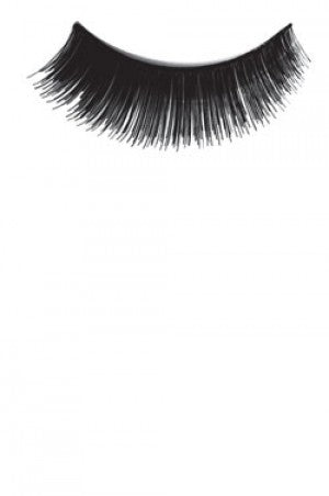 I-Lashes 100% Human Hair Eyelashes #66 Black