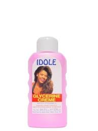 Idole Glycerin Cream Lotion 10.5 oz / 320 ml