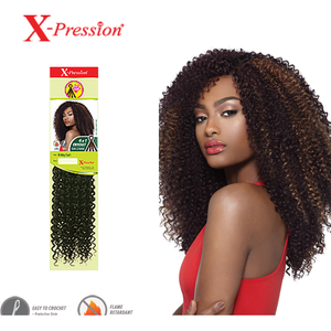 "Kinky Curl 4 in 1 Loop 14"", Synthetic Braids"