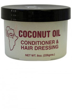 KUZA Coconut Oil Conditioner 8oz