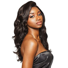 MyTresses Black Label Hand-tied 100% unprocessed Natural Human Hair Lace Wig Loose Body