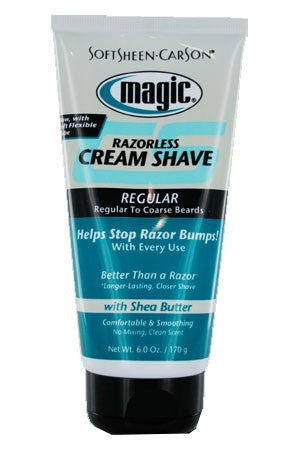 Magic Shaving Cream-Regular 6oz, For Men