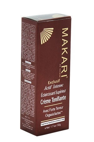 Makari Exclusive Toning Cream 1.7 oz/50ml