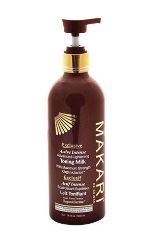 Makari Exclusive Toning Milk 16.8 oz/500 ml