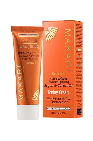 Makari Extreme Argan & Carrot Toning Cream 1.7oz