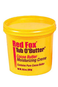 RED FOX Cocoa Butter Moisturizing Creme(10.5oz)