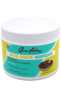 QUEEN HELENE Mud Pack Masque -Jar (12oz)