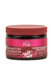 PINK Shea Butter Coconut Oil Super Moisturizing Curl Definer (11oz)