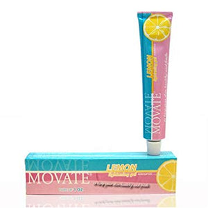 Movate Lemon Lightening Gel 1oz