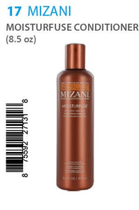 Mizani Moisturfuse Conditioner 8.5oz