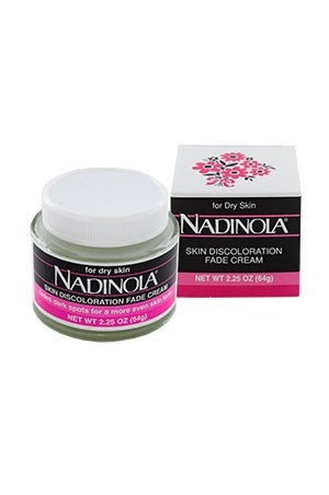 Nadinola Skin Fade Cream for Dry Skin 2.25oz