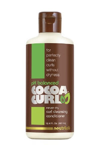 PH Balanced Cocoa Curl Cleansing Conditioner 12.4oz