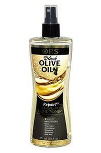 Organic Root BLK Olive Oil Repair 7 Leave-In Conditioner 8.5oz