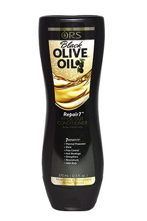 Organic Root BLK Olive Oil Rinse Out Conditioner 12.5oz