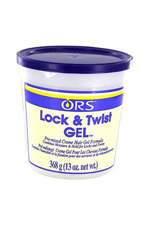Organic Root Lock & Twist Gel 13oz