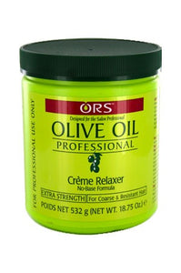Organic Root Olive Oil Creme Relaxer 18.75oz