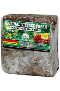 Black Soap-100% Natural 450g