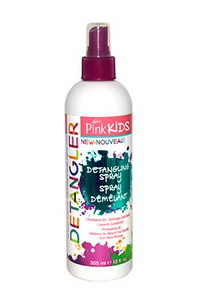 Pink Kids Detangling Spray 12oz