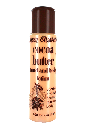 Queen Elisabeth Cocoa Butter Lotion 800ml