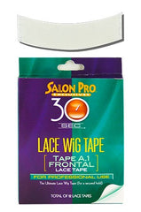 Salon Pro 30 Sec Lace Tape  A1 Surface-Frontal 12/pcs