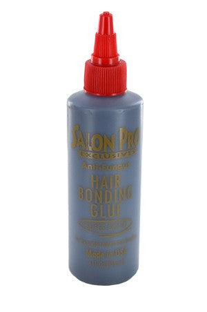 Salon Pro Hair Bonding Glue Black 4oz