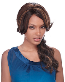 Lace Front Wig Shona, Synthetic Wig