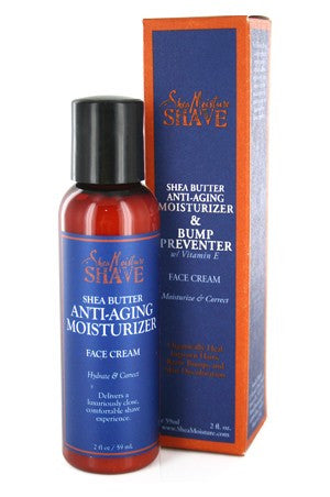 Shea Moisture Shea Butter Anti-Aging & Bump Preventer 2 Oz