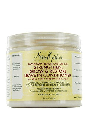 Shea Moisture Jamaican Leave-In Conditioner 12oz