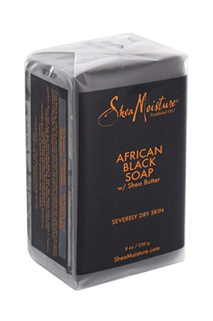 Shea Moisture African Black Soap 8oz