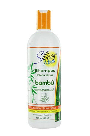Silicon Mix Bambu Shampoo 16oz